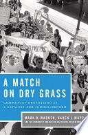 A Match on Dry Grass