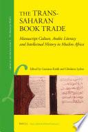 The Trans Saharan Book Trade