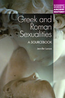 download ebook greek and roman sexualities: a sourcebook pdf epub