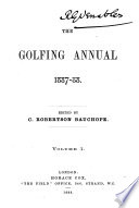 The Golfing Annual