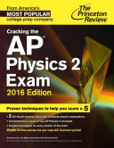 Cracking the AP Physics 2 Exam