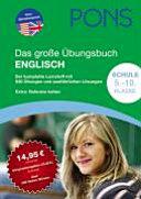 PONS Das Gro  e   bungsbuch Englisch