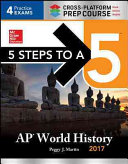 5 Steps to a 5 AP World History 2017   Cross Platform Prep Course