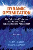 Dynamic Optimization, Second Edition