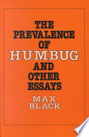 The Prevalence of Humbug and Other Essays