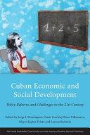 Cuban Economic And Social Development book