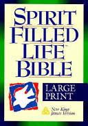 Holy Bible New King James Version Spirit Filled Life Large Print