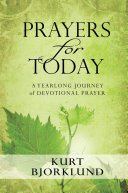 download ebook prayers for today pdf epub