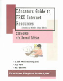 Educators Guide to Free Internet Resources