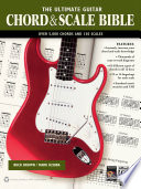 The Ultimate Guitar Chord   Scale Bible