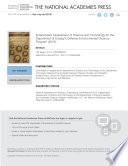 Independent Assessment Of Science And Technology For The Department Of Energy S Defense Environmental Cleanup Program