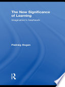 download ebook the new significance of learning pdf epub