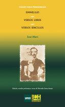 download ebook ismaelillo. versos libres. versos sencillos pdf epub