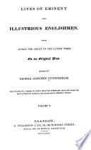 Lives of Eminent and Illustrious Englishmen
