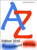Dictionnaire fran  ais pour jeux de lettres