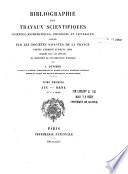 Collection de documents inédits sur l'histoire de France
