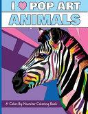 I Heart Pop Art Animals