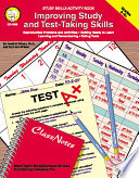 Improving Study and Test Taking Skills  Grades 5   8