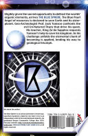 THE BLUE SPHERE : elements, arrives the blue sphere. the blue...