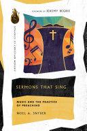 Sermons That Sing Book