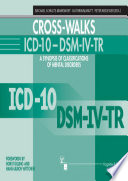 ICD 10  DSM IV Crosswalks