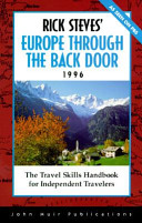 Rick Steves  Europe Through the Back Door  1996