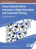 Cross Cultural Online Learning in Higher Education and Corporate Training