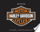 Art of the Harley Davidson Motorcycle   Deluxe Edition