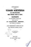 Intorno ad un viaggio scientifico ai manicomj delle principali nazioni di Europa rapporto di Giuseppe Girolami