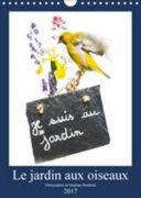Le jardin aux oiseaux