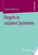 Regeln in sozialen Systemen