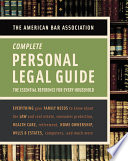 The Complete Personal Legal Guide