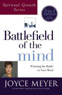 Battlefield Of The Mind Spiritual Growth Series  book