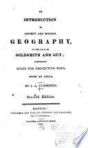 An Introduction to Ancient and Modern Geography