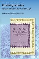 Rethinking Nasserism
