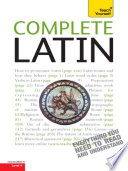 Complete Latin  Teach Yourself