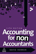 Accounting for Non-Accountants Book Cover
