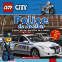 Police in Action (LEGO City Nonfiction) Book