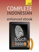 Complete Indonesian  Bahasa Indonesia   Teach Yourself Audio eBook  Kindle Enhanced Edition