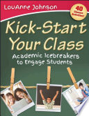 Kick Start Your Class