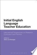 Initial English Language Teacher Education