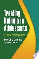 Treating Bulimia In Adolescents