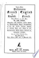 Dictionary, French and English, English and French