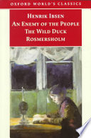 download ebook an enemy of the people ; the wild duck ; rosmersholm pdf epub