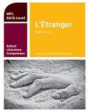 Oxford Literature Companions  L   tranger