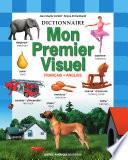 Mon Premier Visuel : Dictionnaire Français Et Anglais