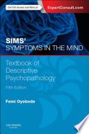 Sims Symptoms In The Mind E Book