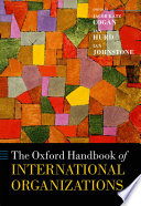 The Oxford Handbook of International Organizations