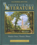 Prentice Hall Literature  Timeless Voices  Timeless Voices