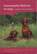 Homoeopathic Medicine for Dogs